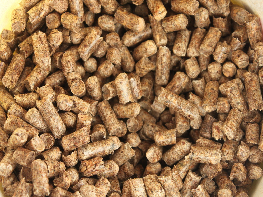Wood pellets Ukraine