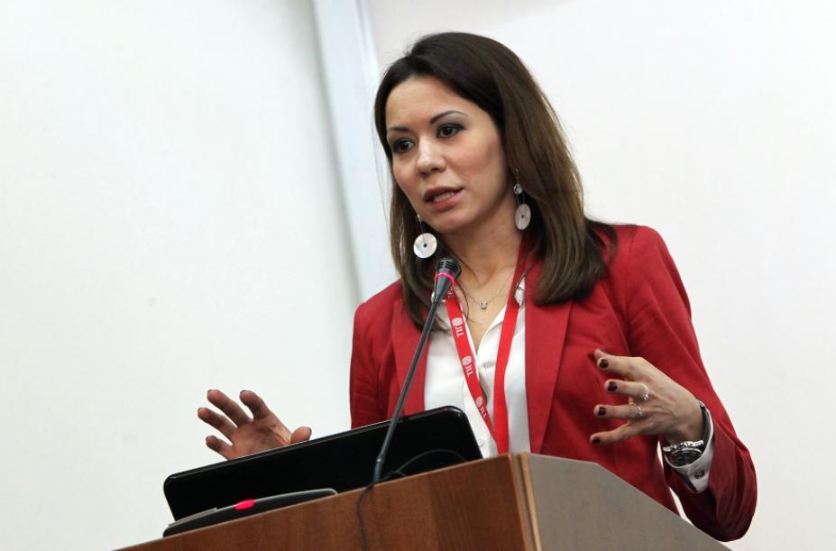 Выступ Ксении Агаповой на эко форуме