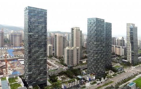 Сонгдо, Южная Корея http://nr2.com.ua/realestate/Goroda-budushchego-4-umnyh-goroda-v-kotoryh-uzhe-zhivut-lyudi-92400.html © HP2