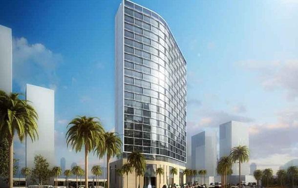 Отель InterContinental в ОАЭ