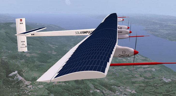 Проект Solar Impulse