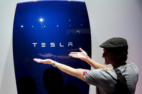 Аккумуляторные системы Tesla