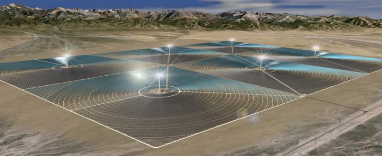 Оптовые цены на солнечную энергию в Калифорнии