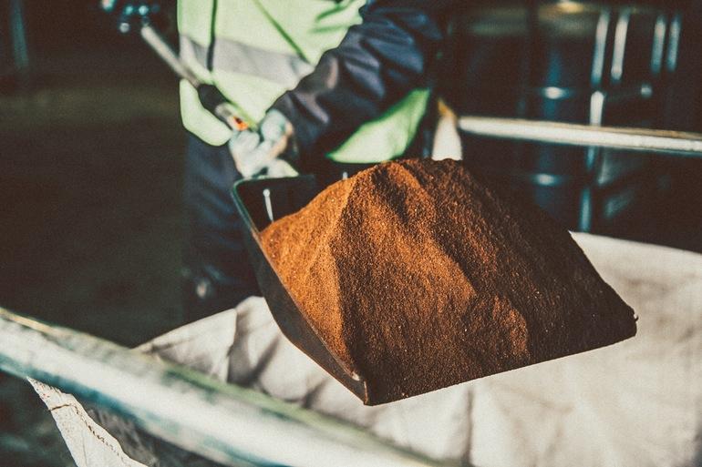 Биотопливо из кофе