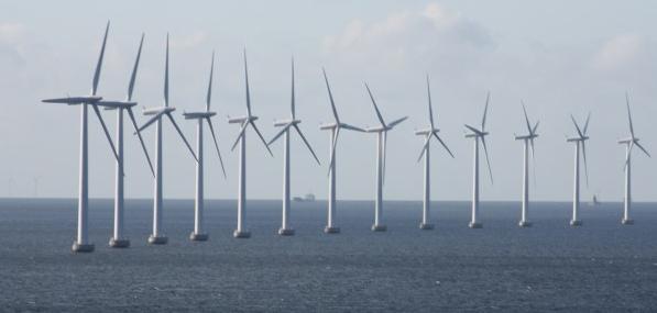 Новый гигант на рынке производителей ветряных турбин