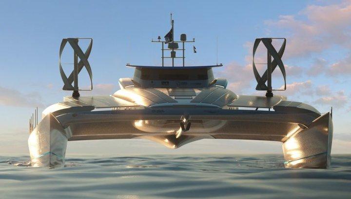 Первое судно на возобновляемых источниках энергии готовится к кругосветке