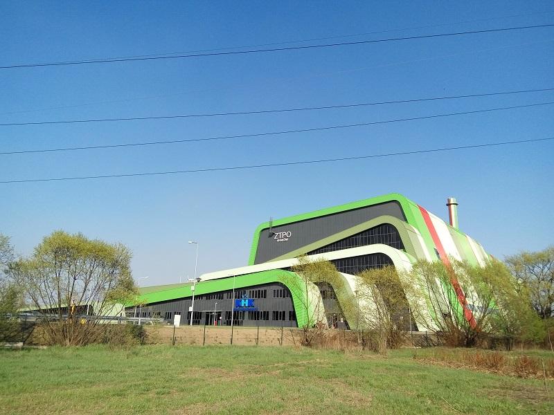 В Польше построили ТЭС, работающую на отходах