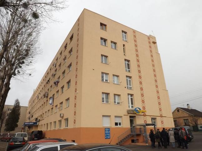 Будинок Вишиванка Луцьк
