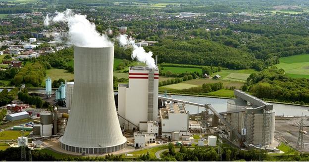 Частка вугілля в енергетиці Європи зменшилась до 25%
