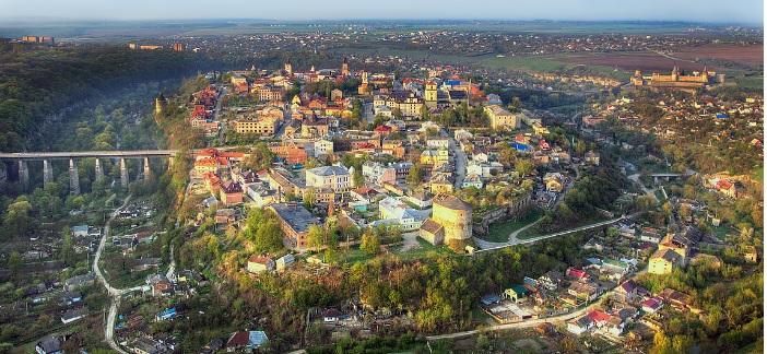 Каменец-Подольский перевел все объекты на биотопливо