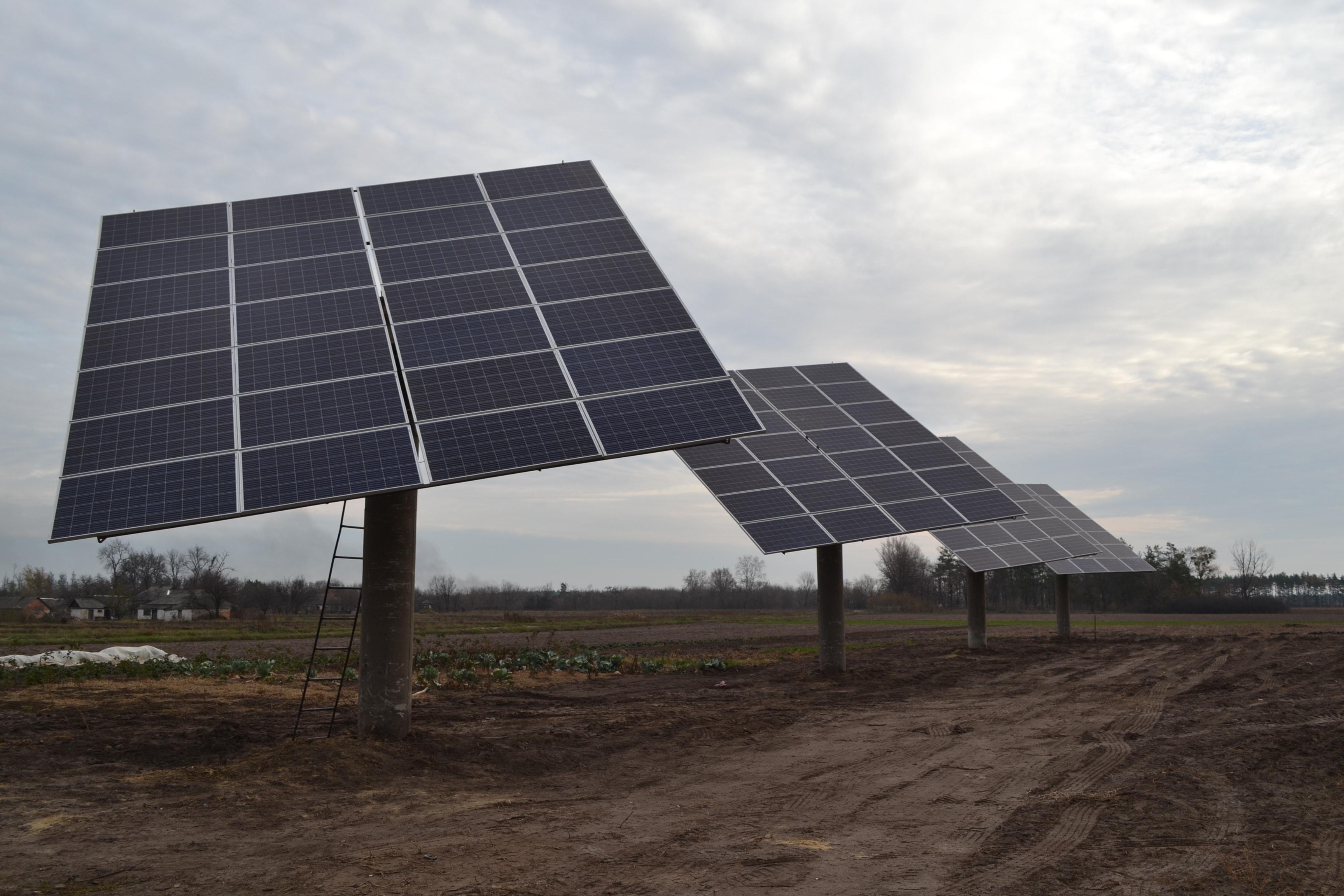 Зелена енергетика на городі